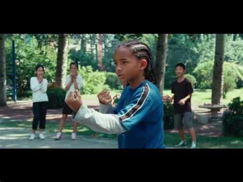 karate kid trailer subtitulado espanol