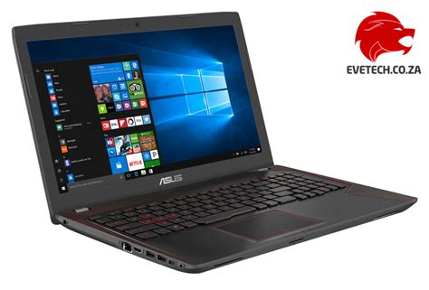 Laptop Asus I7 Gtx buy asus fx553vd i7 gtx 1050 gaming laptop with 128gb ssd free shipping at evetech co za