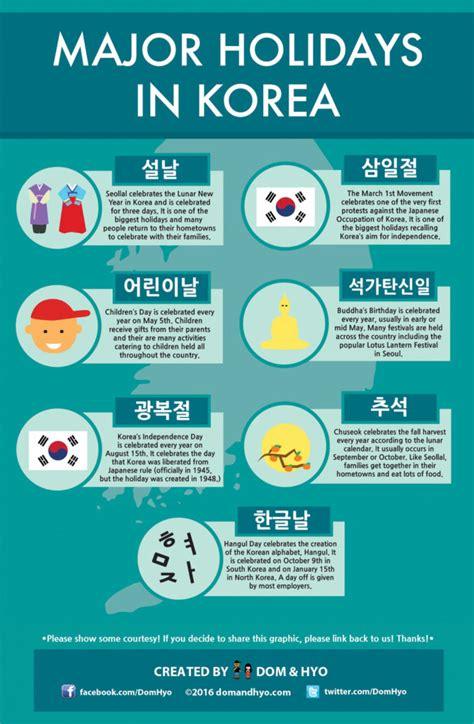 new year holidays in south korea in korea major korean holidays dom hyo korea