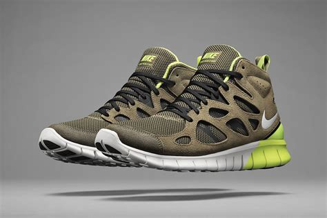 nike sneaker boot collection nike sneakerboot fall winter 2013 collection fresh trax