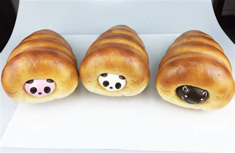 Squishy Bread Bakery largest squishies puni maru jumbo bakery