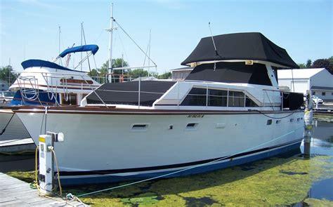 trojan boats trojan flybridge motor yacht 1973 for sale for 13 500