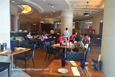 the fuss free chef food review buffet lunch le
