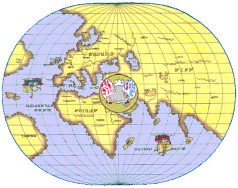 jerusalem map world introduction