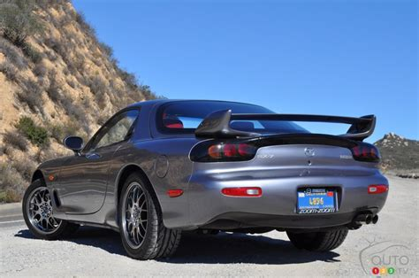 mazda rx  spirit  type  review car news auto