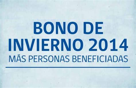 bono invierno bonos del gobierno de chile informacion bono invierno 2014 archivos el blog de opcionis en chile