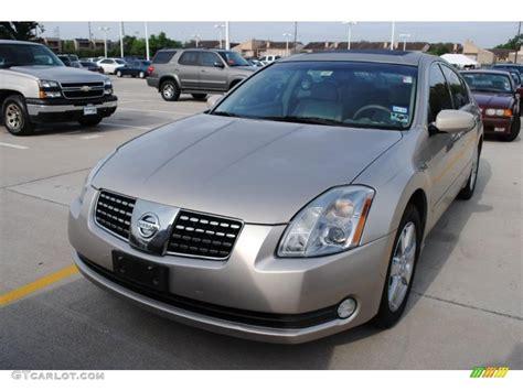 2005 Nissan Maxima Interior by 2005 Coral Sand Metallic Nissan Maxima 3 5 Sl 29201472