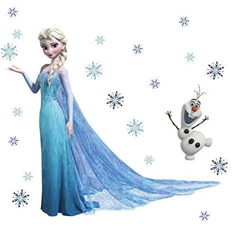 Wandtattoo Kinderzimmer Und Elsa by Wandsticker Motiv K 246 Nigin Elsa Und Olaf Aus Quot Die