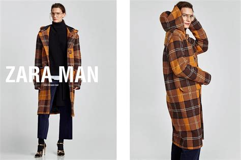 zara debuts genderless clothing vogue zara alludes to going gender neutral with and modelling same clothes the independent
