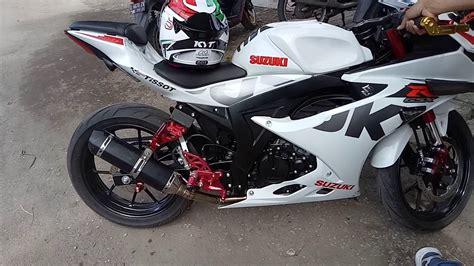 Single Seat Merah Suzuki Gsx R150 suzuki gsx r150 prospeed