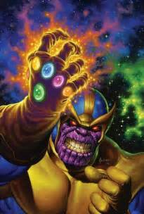 Thanos And The Infinity Gauntlet Thanos Marvel Heroes Mvc2