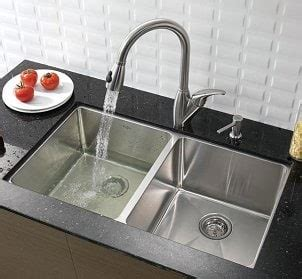 how to measure for a new kitchen sink overstock