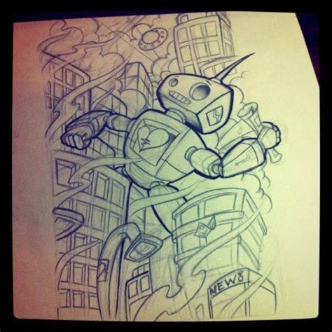 robot tattoo designs robot ink ideas ink robots