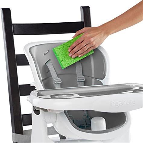 Ingenuity Trio 3 In 1 Slate Highchair Kursi Makan ingenuity smartclean chairmate chair top high chair slate gray furniture baby toddler furniture