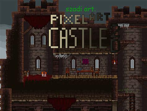 pixel castle  platformer gamedev market