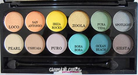 Sleek Mar Vol 2 sleek makeup i eyeshadow palette in mar voloume ii review and swatches