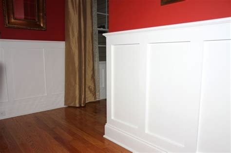 Shaker Wainscoting Ideas Shaker Style Wainscot Search Home