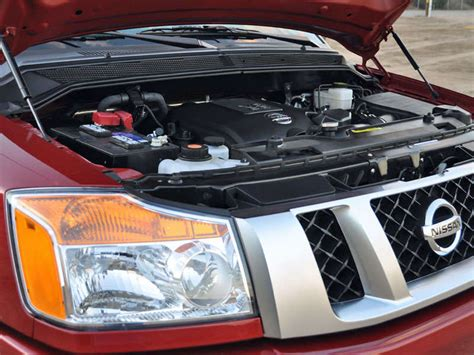 Nissan Titan Engine by Nissan Titan Engine Horsepower