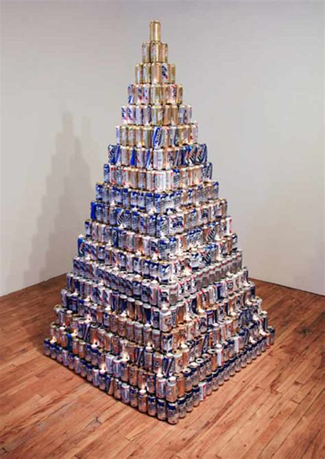 can sculpture extreme beer can art xcitefun net