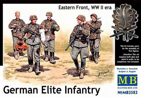 german soldier vs soviet 1472824563 german elite infantry eastern front wwii 1 35 master box 3583