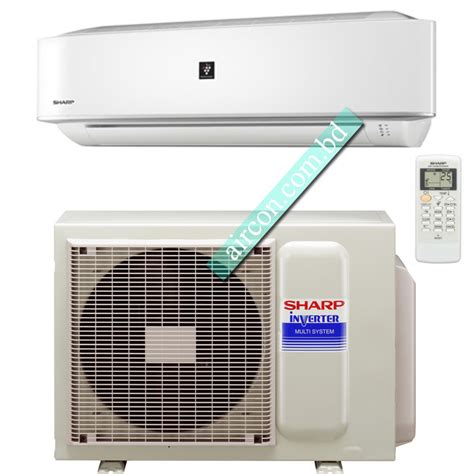 Ac Sharp Inverter Ah Xp10nry sharp air conditioner 1 5 ton price in bd i importer i