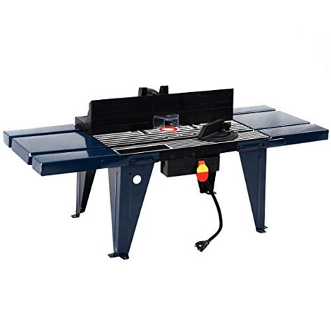 router table reviews woodworking goplus new electric aluminum router table wood working