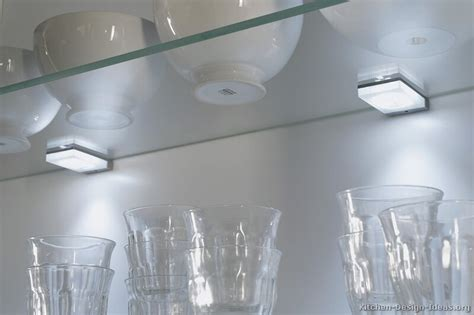 glass shelves for kitchen cabinets minor kitchen remodels that make a huge difference