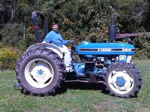 ford 3910 review by robert tractorbynet