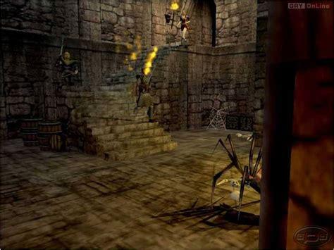 microsoft dungeon siege dungeon siege screenshots gallery screenshot 3 6