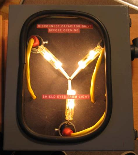 flux capacitor how it works built to build to flux capacitor part 1