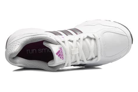 Adidas Duramo Silver Sepatu Sports Casua Running adidas performance duramo 5 lea w sport shoes in white at sarenza co uk 118005