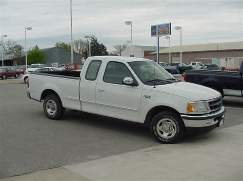 ford f 150 1997 1997 ford f 150 photos informations articles
