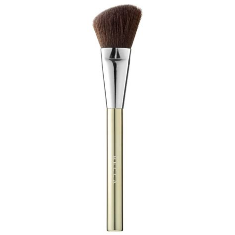 Highlighting Brush becca angled highlighting brush makeup beautyalmanac