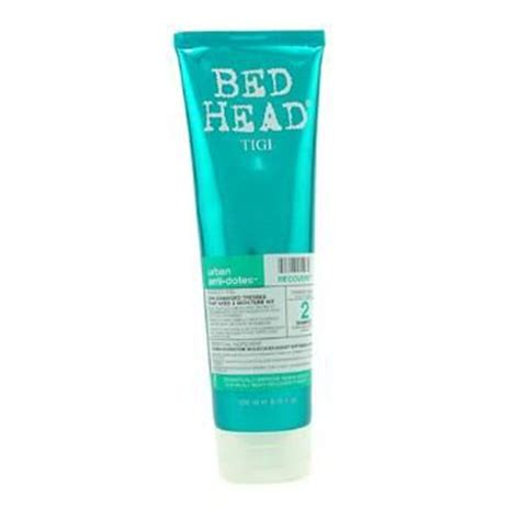 bed head shoo review tigi bed head urban antidotes recovery shoo level 2