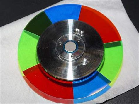 dlp color wheel