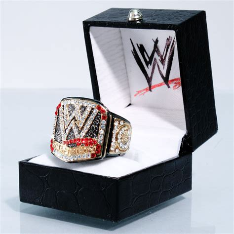 WWE Championship Finger Ring   WWE US
