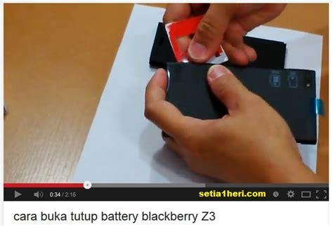 Flip Bb Z3 Ok Merah Gadget Setia1heri