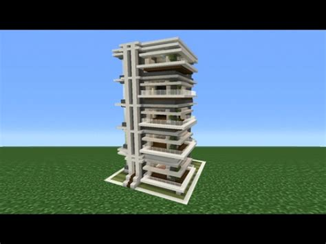 how to crate a in an apartment minecraft tutorial how to make an apartment building