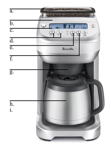 Breville BDC600XL YouBrew Drip Coffee Maker   Coffee, Tea & Espresso Appliances