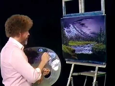 bob ross painting index bill painter trailers photos