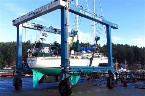 boat slip gig harbor gig harbor marina the quot best boatyard quot gig harbor marina