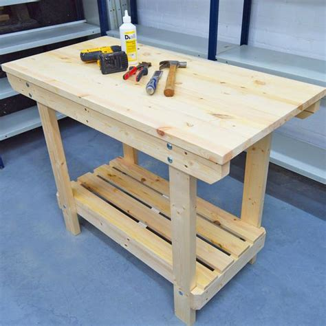handmade wooden workbench  affordable quality