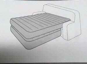 hide a bed kit 60x80 quot pvc rv cer motorhome bladder air mattress ebay