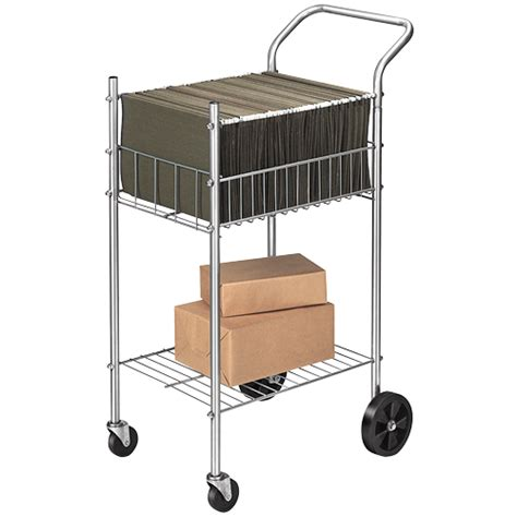 Office Cart fellowes 174 economy office cart
