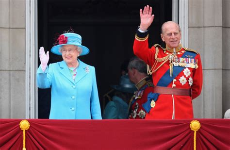 quiz questions kings and queens of england prince philip in trooping the colour zimbio