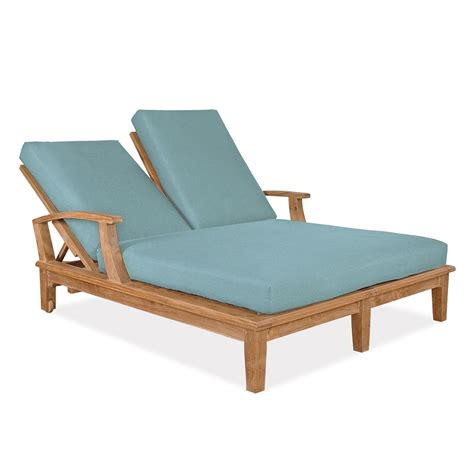 teak double chaise lounge spectacular garden with wonderful teak chaise lounge the