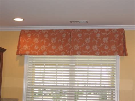 Board Mounted Window Valances board mounted valance window treatments