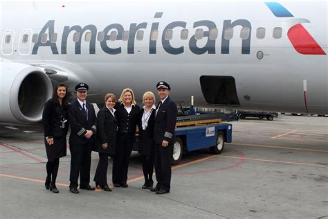 cabin crew in airlines american airlines air hostess www imgkid the image