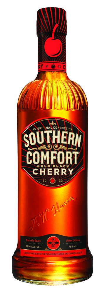 what flavor is southern comfort southern comfort bold black cherry review coming bourbonblog