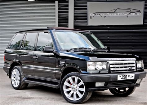 usedland rover range rover 4 6 v8 vogue p38 for sale in